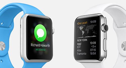 Apple Watch, lo smartwatch di ultima generazione